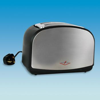 Chrome Toaster