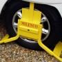 Milenco Original Wheel Clamp