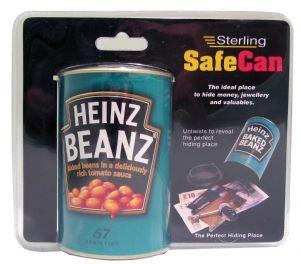 Safe can heinz