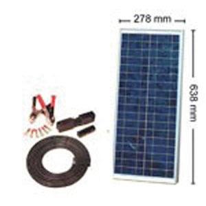 18w solar kit