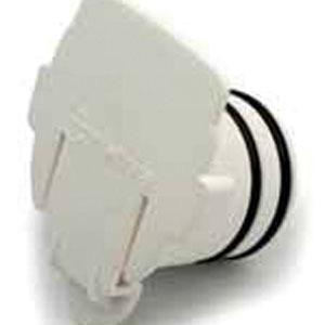 Ultraflow blanking plug